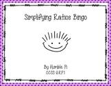 Simplifying Ratios Bingo- 6.RP.1