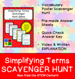 Simplifying Terms