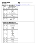 Simplifying Trigonometric Expressions: Web Check