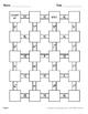 Simplifying an Improper Fractions Maze