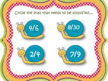 Simplifying fractions...