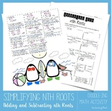 Simplifying nth Roots (Doodle-ing Math)