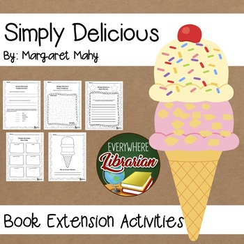 Simply Delicious Margaret Mahy Literacy Pack