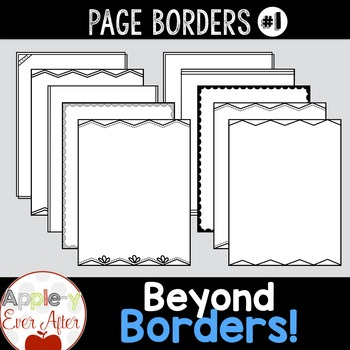 Beyond Boarders Set #1
