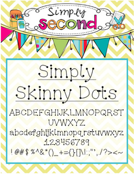 Simply Fonts Pack 1