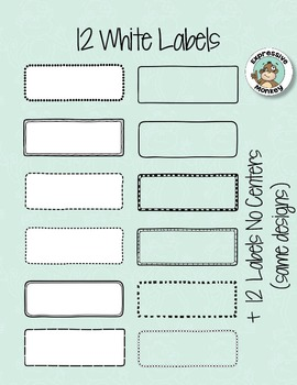 Simply Fun Labels
