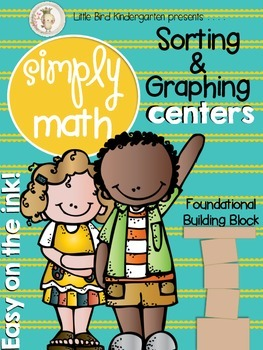 Simply Math: Sorting & Graphing Centers