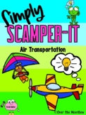 Simply SCAMPER-IT | Air Transportation | GATE | Critical Thinking