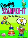 Simply SCAMPER-IT | The Toy Store | GATE | Critical Thinking