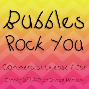 Rock You Font Commercial License