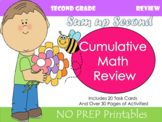 Simply Second Math Review