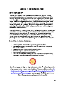 """""""Simply Sequencing"""" - Teacher's Guide to Yoga Class Design"""