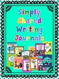 Simply Shared Writing Journal Covers