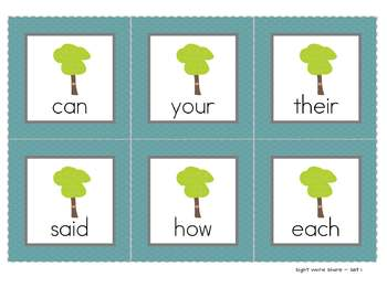 Simply Sight Words - Games + Centers (First 100)