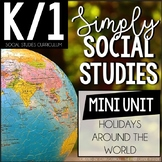 Simply Social Studies - Holidays Around the World