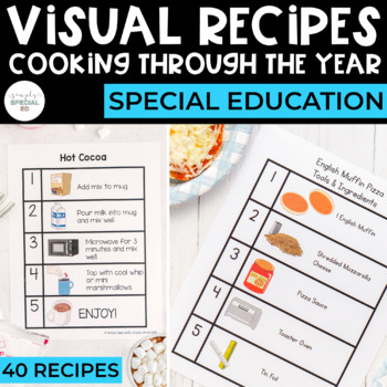 Simply Special Visual Recipes: Cooking Through the Year