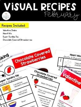 Simply Special Visual Recipes: FEBRUARY