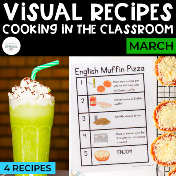 Simply Special Visual Recipes: MARCH