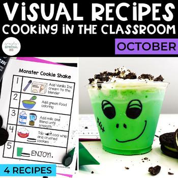 Simply Special Visual Recipes: October