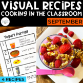 Simply Special Visual Recipes: September