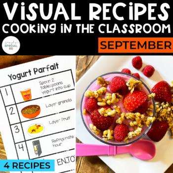 Simply Special Visual Recipes: September