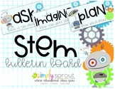 Simply Sprout STEM bulletin board kit and stemprint planni