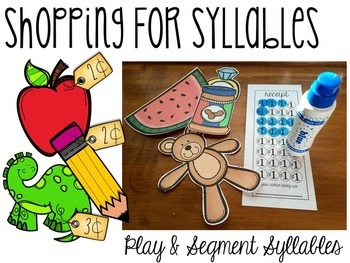 Simply Syllables Activity Bundle