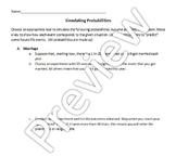 Simulating Probabilities