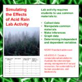 Simulating the Effects of Acid Rain