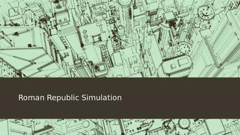 Simulation - Republic of Rome