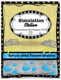 Simulation Station-Hurricane Relief Budgeting Activity