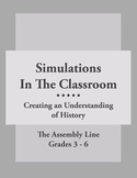 Simulations In The Classroom: The Assembly Line