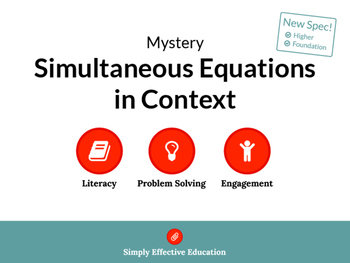 Simultaneous Equations in Context (Mystery)