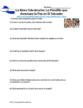 Sin Nombre Spanish Movie Guide and Immigration Unit