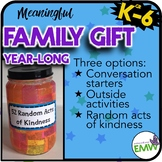 Christmas Crafts Holiday Gift for Families