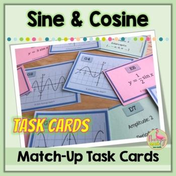 PreCalculus: Sine and Cosine Match-Up Activity