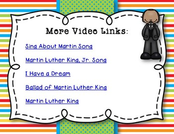 Sing About Martin! Celebrate Martin Luther King Day, Singing/Playing Instruments