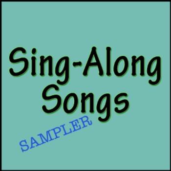 Sing-Along Songs - Sampler