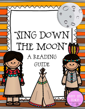 sing down the moon teaching resources teachers pay teachers rh teacherspayteachers com Sing Down the Moon Questions Sing Down the Moon Novel