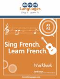 French Verbs, Grammar and Vocabulary CD + Workbook + Videos