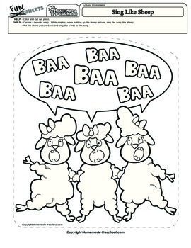Sing Like Sheep