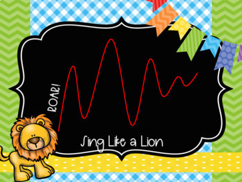Sing Like An Animal Vocal Explorations