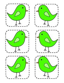 Sing Like the Birdies Game