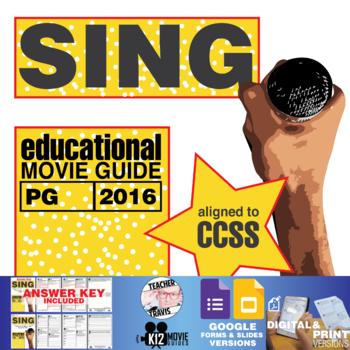 Sing Movie Guide