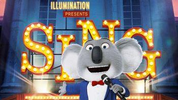 Sing Movie Worksheet