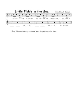Sing Solo Songs Sheet Music with Instructions