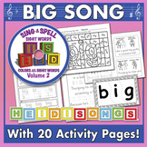 Sing & Spell Sight Words - BIG