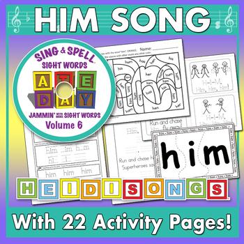Sing & Spell Sight Words - HIM