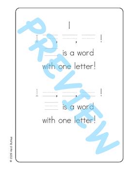 Sing & Spell Sight Words - I (word)