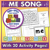 Sing & Spell Sight Words - ME